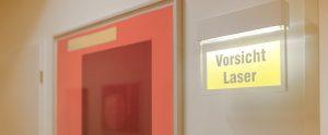 Isarklinikum München - Lasertherapie