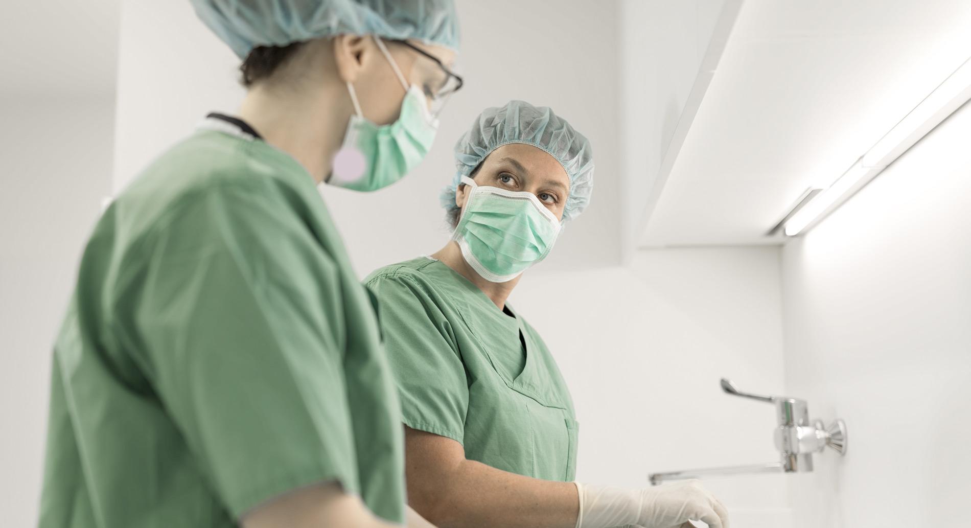 Dermatologie im Isarklinikum München - Opreationen