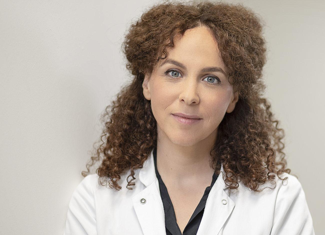 Dr. med. Ilana Goldscheider - Dermatologie im Isarklinikum