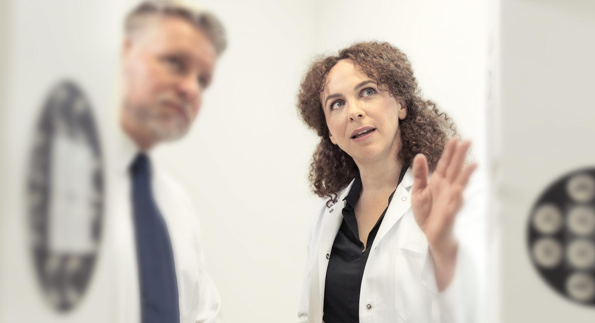 Dermatologie im Isarklinikum - Dr. med. Ilana Goldscheider